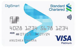 Standard Chartered DigiSmart Credit Card