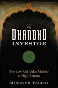 The Dhandho Investor - by Mohnish Pabrai