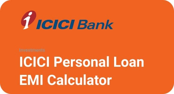ICICI Personal Loan EMI Calculator Thumbnail