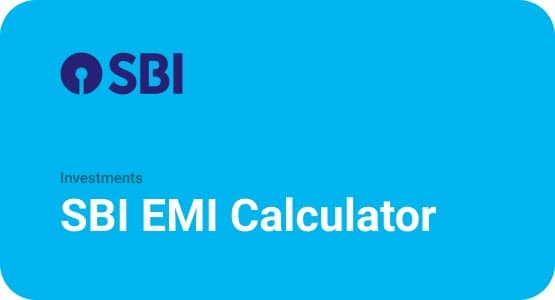 SBI EMI Calculator  Thumbnail