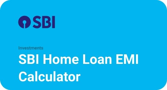 SBI Home Loan EMI Calculator Thumbnail